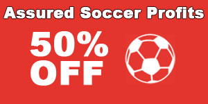 Assured Soccer Profits 50% Off Deal