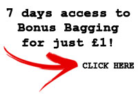 Bonus Bagging Review One Pound Special Offer