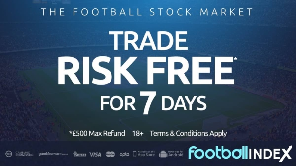 Football Index Review - £500 risk free
