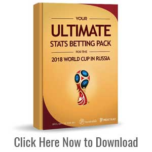 Ultimate Stats Betting Pack 2018 World Cup Russia