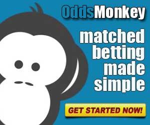 OddsMonkey matched betting